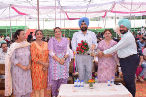 Lyallpur Khalsa CollegeorganizeGrand Event in the form of a mega Welcome Party