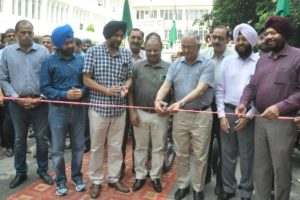 PSPCL LAUNCHES COMPLAINT HANDLING BIKES AND COMPLAINT HANDLING WAGONS FOR QUICK REDRESSAL OF COMPLAINTS