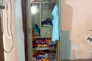 जिला पार्षद रेणू मूलोदी के घर लाखों की चोरी