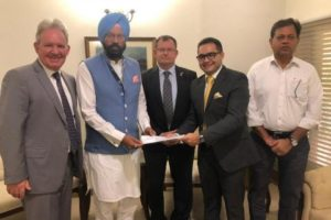 Punjab Govt and University of Birmingham to join hands for harnessing sporting talent of State: Rana Sodhi