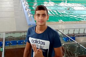 Anshav Jindal – first swimmer from Ferozepur,  gets selection in 10th Asian Age Group