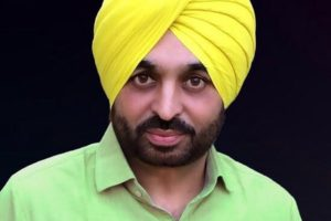 Giving clean chit to Badal in sacrilege incidents exposes Captain-Badal bonhomie: Bhagwant Mann