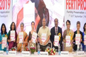 FERTIPROTECT -2019 - National Conference on Fertility Preservation in Cancer Patients organised by Fertility Preservation Society of India at Chandigarh