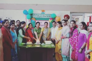 Teachers' Day Celebrated at KCL Collegiate School for Girls, Jalandhar