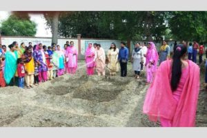 To combat malnutrition, 225 Nutrition-Gardens to be set up in Ferozepur