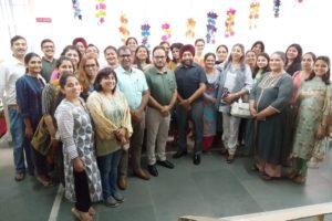Series of events at Panjab University,Dr Arun Bansal 230 during past