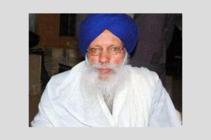 Sukhdev Singh Libra former MP is no more