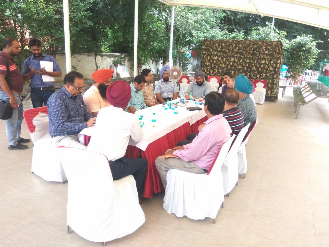 High Powered Committee to oversee the maintenance of the Nikku Park at Jalandhar