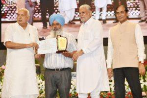 Vet Varsity's associated farmers honoured at national level
