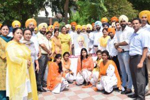 Lyallpur Khalsa College organizesbirth anniversary of Shaheed-E-Azam S. Bhagat Singh.