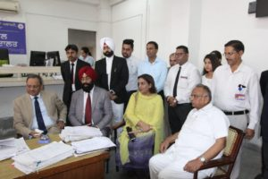 NATIONAL LOK ADALAT ORGANISED IN LUDHIANA TODAY