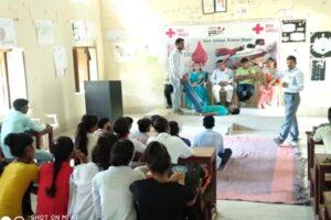 तीन दिवसीय प्राथमिक चिकित्सा प्रशिक्षण शिविर आयोजित
