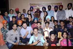 'IT Spark' successfully concludes at LKC