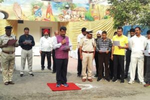 Railway remembers Sardar Patel on his birth anniversary,  DRM Ferozepur administers oath to railway officials on National Unity Day,