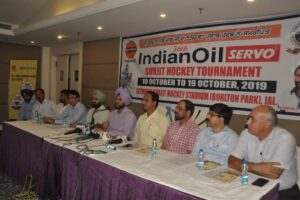 CABINET MINISTER VIJAY INDER SINGLA TO INAUGURATE 36TH INDIAN OIL SERVO SURJIT HOCKEY TOURNAMENT ON OCTOBER 11