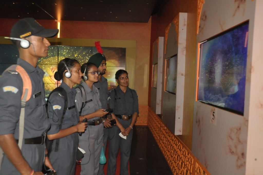 HI-END DIGITAL MUSEUM OF STATE GOVERNMENT PROVIDES DIVINE EXPERIENCE TO JALANDHAR RESIDENTS