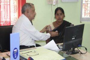 Desh Bhagat University organised free medical camp