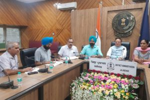 Strengthening and upgradation of rural power supply in district to take place at RS 21 crore