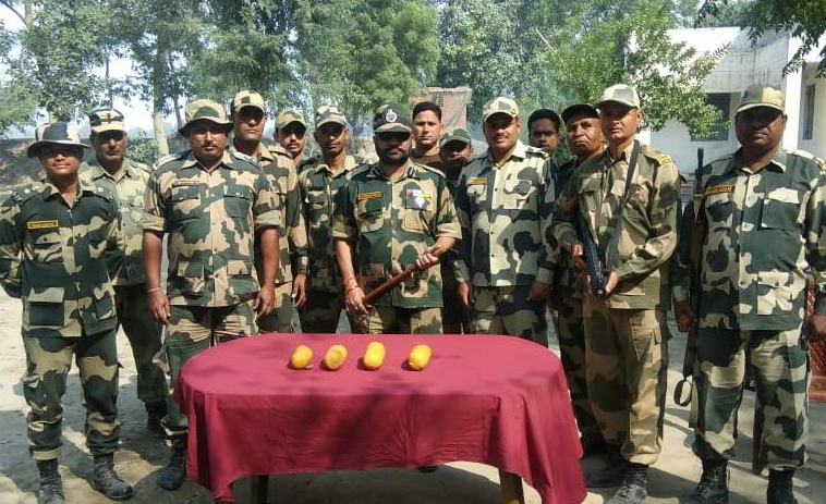 BSF seazes Two Kg Heroin at our post New Gazniwala ,Abhor