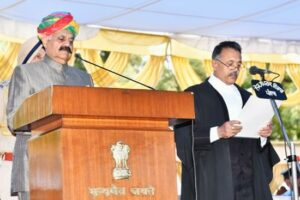 Justice Jha sworn in as new Punjab & Haryana High Court Chief Justice