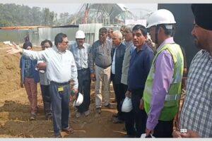Top brass of Union & State Government takes stock of development works at Sri Kartarpur Sahib Corridor