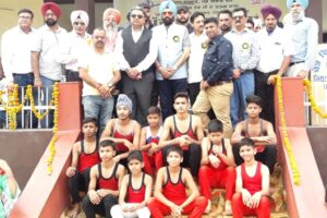 खेल मंत्री राणा गुरमीत सिंह सोढ़ी ने किया पंजाब स्टेट गेम्स का शुभारंभ, दो दिन तक फिरोजपुर में चलेंगे विभिन्न खेल मुकाबले