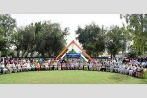 Golden Arrow Division organizes Veer Nari Outreach Programme at Ferozepur