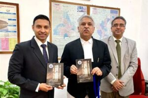 """Justice Jaswant Singh released research report titled """"Clipped Wings..."""