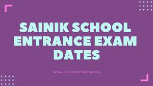 India Sainik School Entrance Examination (AISSEE-2020) has been extended
