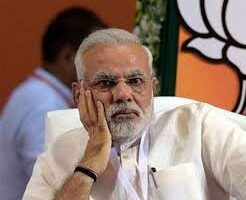 PM Modi condoles death of BJP leader Kamal Sharma