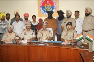 SHO among two cops suspended , Wife, paramour and contract killer held for murder