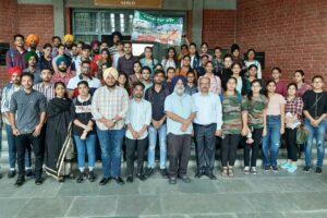 Develop quality e-contents regarding e-learning: Prof. Sandhu