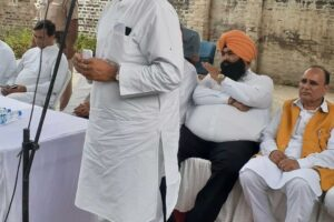Punjab Government keen for sustainable development of the state: Tewari