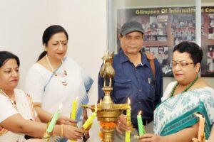 KMV's Hindi Department organises one day Seminar