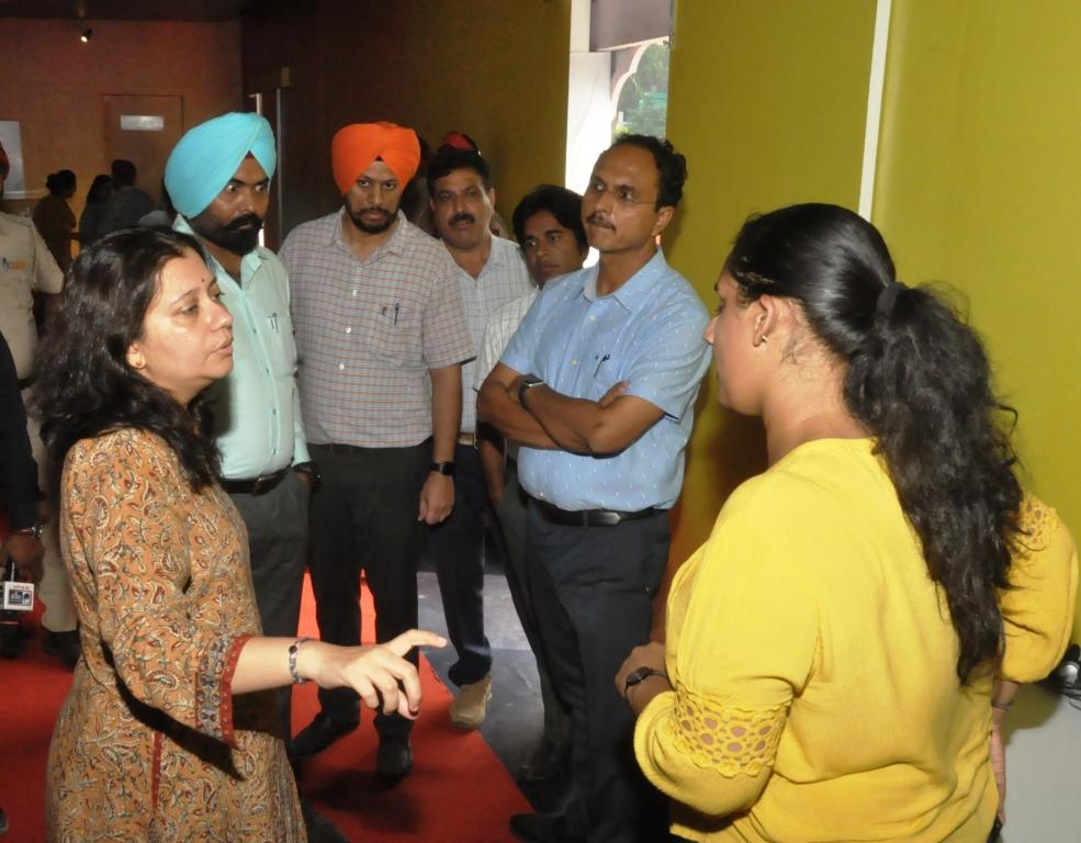 MEGA LIGHT AND SOUND SHOW FOR SHOWCASING LIFE AND PHILOSOPHY OF SRI GURU NANAK DEV JI TO HELD AT LKC ON OCTOBER 16 AND 17