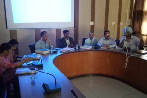 DAKHA BY-ELECTION:EXPENDITURE OBSERVER HOLDS TRAINING FOR ELECTION STAFF TODAY