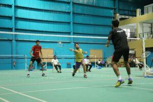 North Zone Inter University Badminton Championship (Men)-2019 concluded at LPU