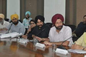 Union and state government gears up for celebrating 550th parkash purab of Sri Guru Nanak Dev in unsurpassed manner