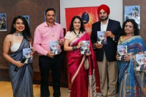 Gracy Singh released Jasse Singh Kalsi's book 'The Power of Home Numbers
