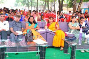 जिला स्तरीय बाल महोत्सव में 30 स्कूलों के 120 विद्यार्थियों ने लिया हिस्सा