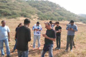 सरकारी द्वारा मुंबई की रीना आट्र्स को जागरण नामक फिल्म की शूटिंग की मंजूरी मिली