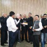 जिले में ओमप्रकाश यादव को मंत्रिमंडल में शामिल किये जाने पर अधिवक्ताओ ने जताई खुशी