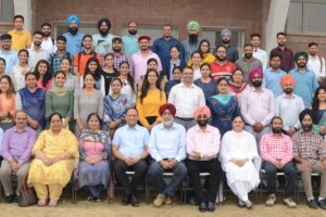 Workshop on 'Mainstreaming Sustainability in Curricula of the Built Environment Courses' organized at GNDU