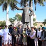 Tributes paid to Lala Lajpat Rai on his 91st Balidan Diwas