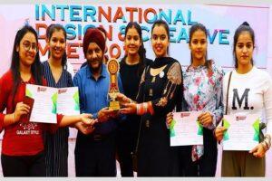 "Chandigarh University organizes 2nd International Design & Creative Meet ""CANVAS-2019"""