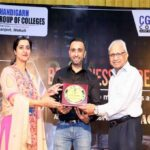 Chandigarh Group of Colleges, Jhanjeri holds career oriented workshop on the fitness industry