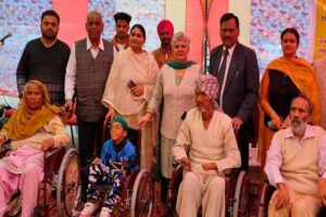 District Administration fully committed to support disabled persons: DC
