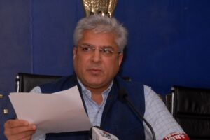 Environment Ministers Punjab, Haryana, U.P, Rajasthan skip crucial meeting called by Centre to mitigate air pollution; Delhi's Kailash Gahlot attends