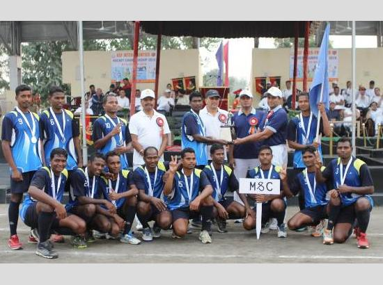 BSF Inter-Frontier Hockey Competition-2019 concludes