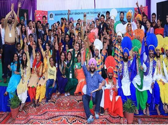 "5th Inter Zonal Youth Festival ""Sarbat Da Bhala"" dedicated to 550th Birth Anniversary of Sri Guru Nanak Dev Ji"